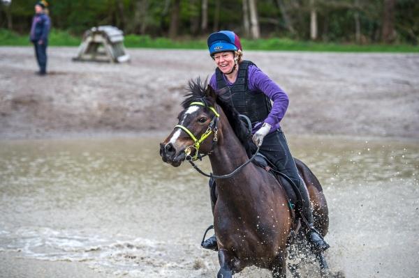 Senior Riders – Caroline Brammer