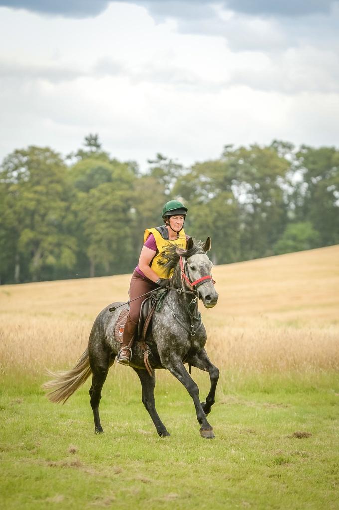 Senior Riders – Claire Pollard